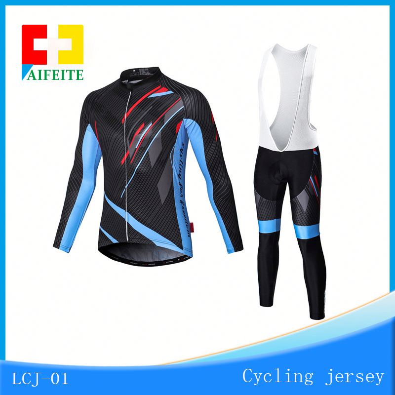 Premium Fabric China Custom Cycling Jersey for Team