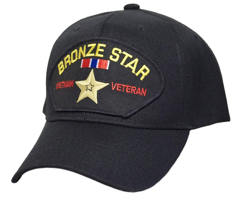 Get Quotations · Bronze Star Vietnam Veteran Cap 55cd20dc3
