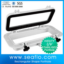 Porthole Plastic Window Caravan RV Accessories