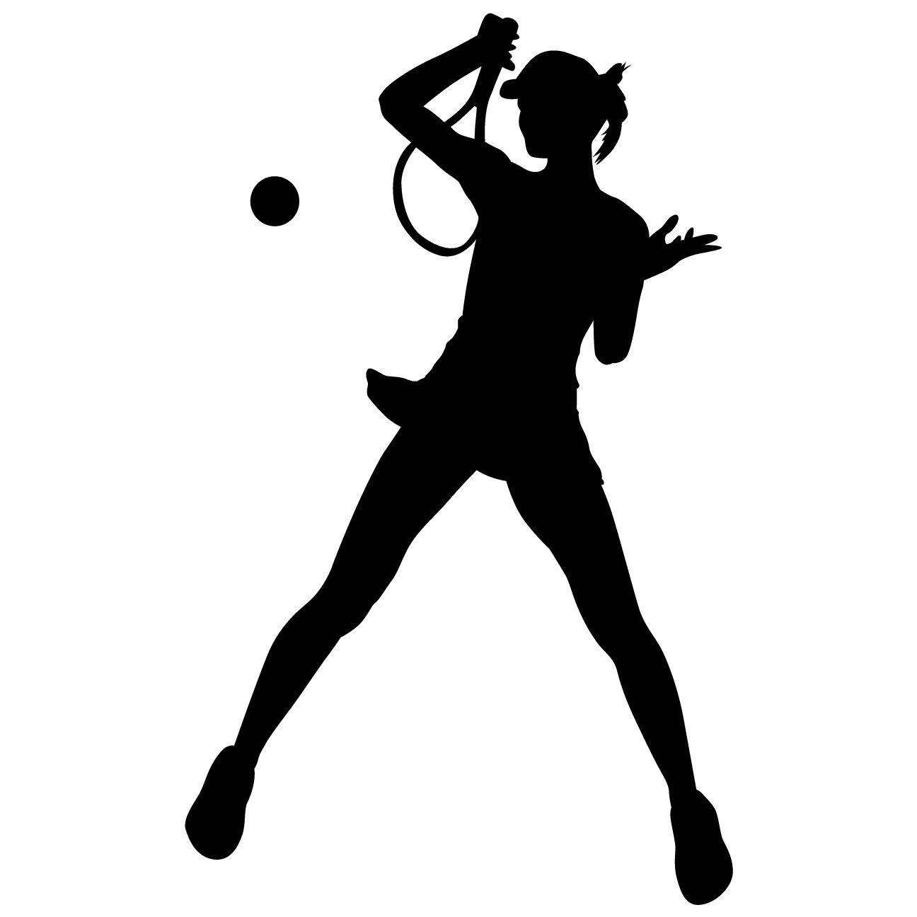 . Buy Tennis Wall Decal Sticker 30   Decal Stickers and Mural for Kids