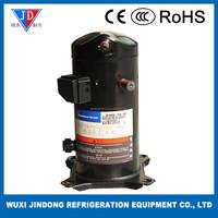 6HP Air conditioning scroll compressor refrigeration compressor ZR72KCE-TFD-522