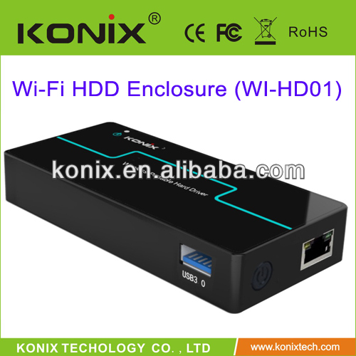 hard disk wifi with USB3.0 interface