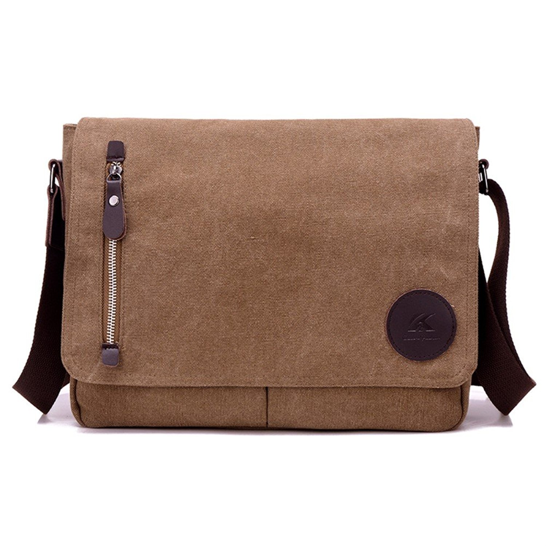 b498d7ce47 Get Quotations · Messenger Bag for Men   Women