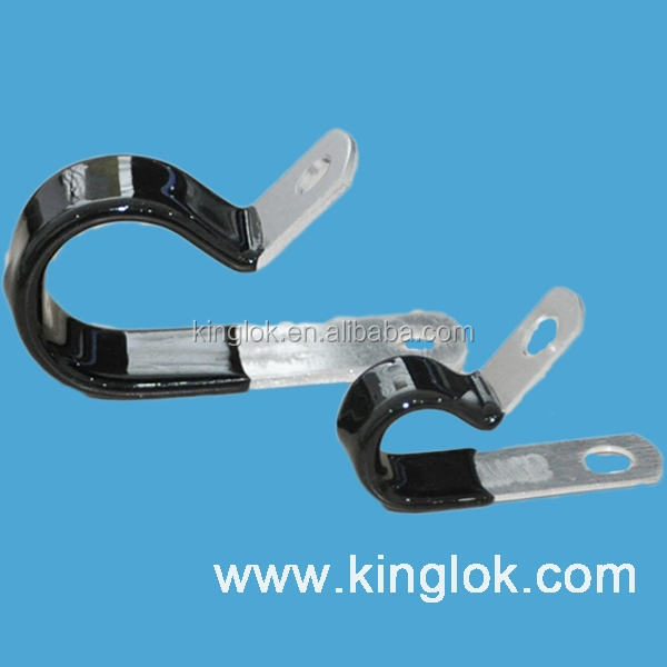 Aluminum Cable Clamp Wire Mount Aluminium P-clips Aluminum Clamp ...