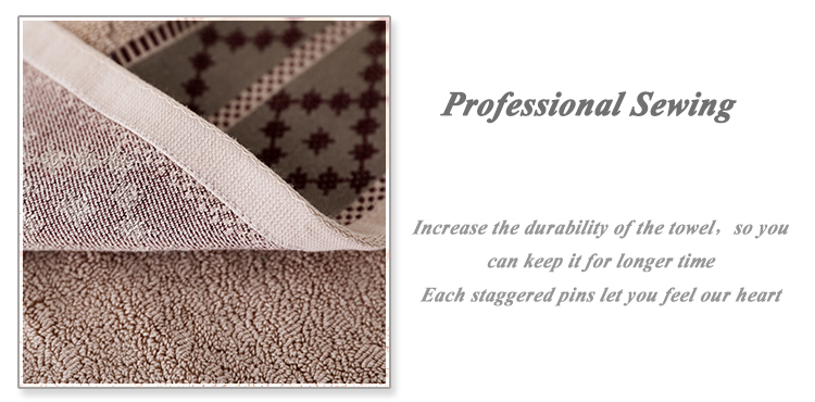 Chinese cotton jacquard weave quickdry towel portable towel for buyers