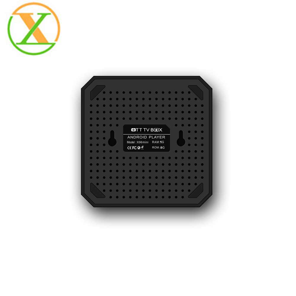 2019 Amlogic S905W tv box x96 mini pc 1gb ram 8gb rom 2gb 16gb 4k quad core tvbox x96 mini android 7.1