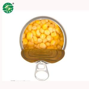 Long-term delicious sweet young yellow vegetable corn canned price