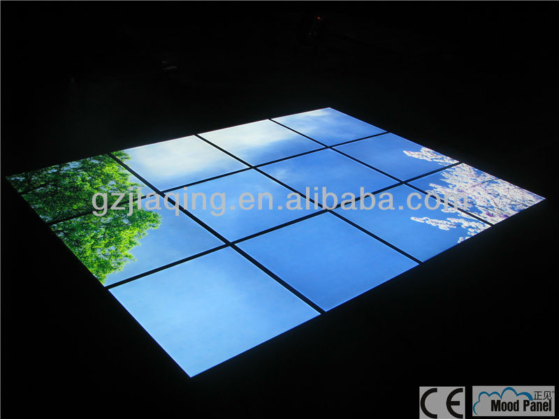 factory best offer the latest decorative lighting art panel led sky ceiling