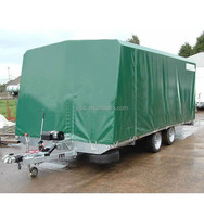 PVC Tarpaulin Trailer Covers Hitch Covers