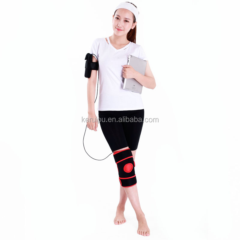 Personal massager vibrator muscle relaxer sleeve
