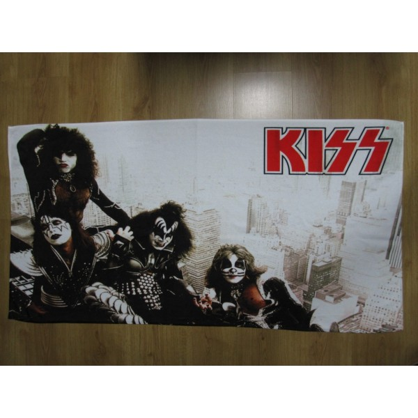 KISS Empire State Building Beach Towel BT-731