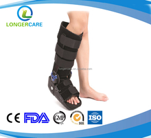Rehabilitation of foot orthopaedic splints orthopedic leg brace
