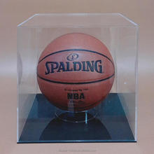 Custom high quality acrylic basketball display box