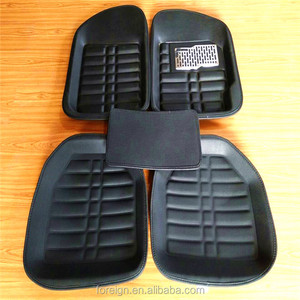 white eva colorful wholesale car floor mats for right hand driving