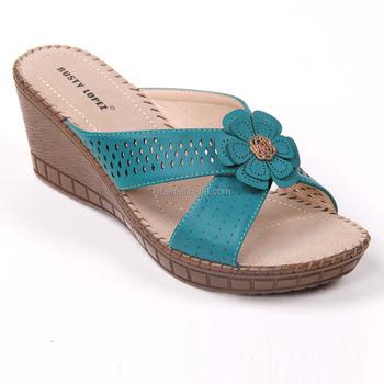 Summer Ladies Sandals New Fashion Shoes Lady Fancy Sandals 2016 ...