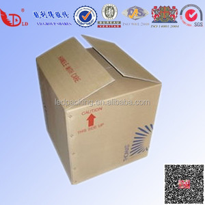 high weight Dangerous goods packing paper carton on hot sale