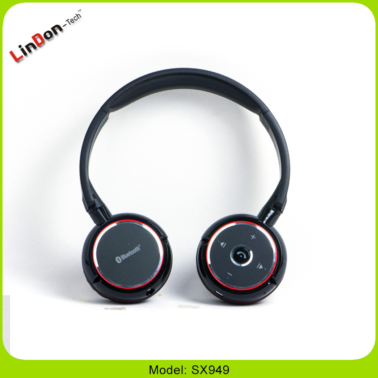 Portable Wireless Bluetooth Headphones For iPhone For iPad Tablet PC MP3 MP4