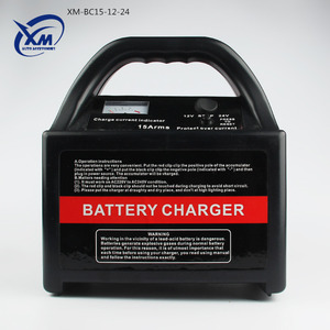 Factory Provide Directly New product 12V 24V Automatic Battery Charger