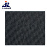 1mm-10mm Vulcanized Sythetic Rough Surface Textured Rubber Sheet