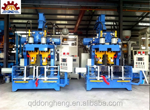 Hot sell Vertically Foundry Sand Core Shooting/Core Shooter Machine for Casting Taps, Cocks, Valve and so on.