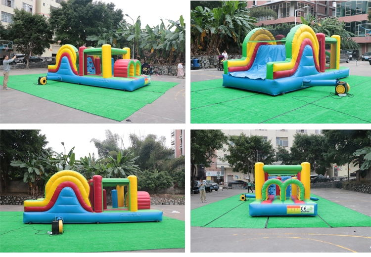 kids jumping castle.