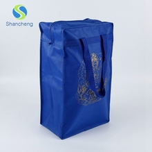 Cheap personalized shopper wholesale foldable non woven bag for promotion