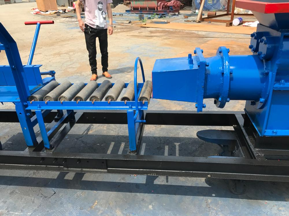 Factory Supply Cheap Price Automatic Clay Brick Making Machine