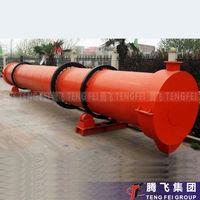 Specialized FD Series Clay Rotary Drum Dryer for Sale