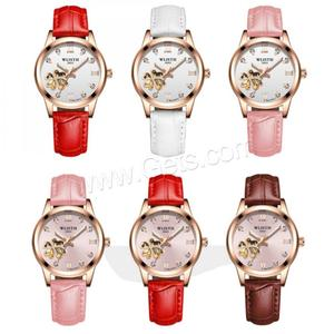 new arrival stainless steel movement mechanical flying watches