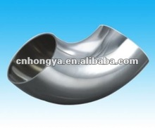 Sanitary Stainless Steel 45 Degree Bend/Elbow/Pipe Fitting