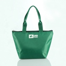 2019 Insulated 더 시원해 백 Kids, <span class=keywords><strong>420D</strong></span> Polyester 방수 Logo Custom Zipper 점심 Tote bag ^