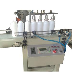 Steel cap tester / leak test machine