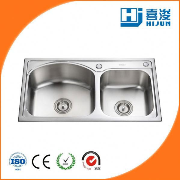 Kitchen Sink With Dish Drainer, Kitchen Sink With Dish Drainer Suppliers  And Manufacturers At Alibaba.com