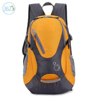 running outdoor sports Waterproof Zipper nylon tactical backpack with custom logo