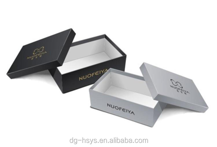 China manufacturer shoes packaging free samples Cutom shoes box