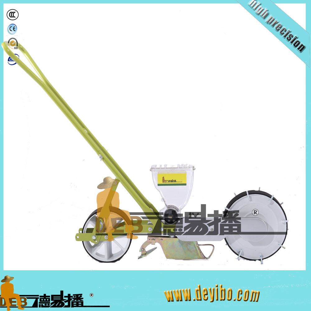 new condition hand push sower/sowing machine