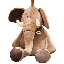 Chinese Supplier Plush And Stuffed Elephant Toys With Big Ears