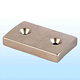 Countersunk holes NdFeB strong magnet