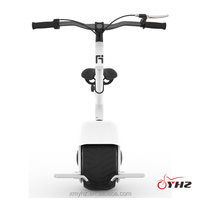 2018 Hottest Fat Tire Brushless motor chopper scooter unicycle