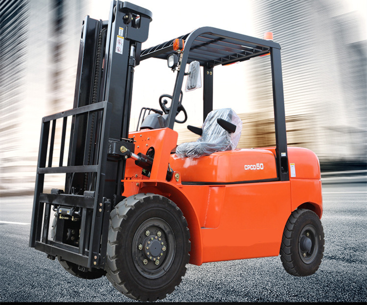 forklift operator baker forklift parts 5t heavy duty forklift use for moving and lifting with japan