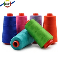 High Quality Factory industrial polyester dacron sewing thread 2017 New good service