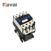 China Supplier Cheap LC1-D 09a-95a 3P AC Electrical Contactor Types of 3 Phase AC Contactor