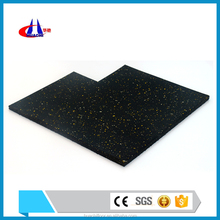 Cheapest 40mm thick gym mat rubber floor