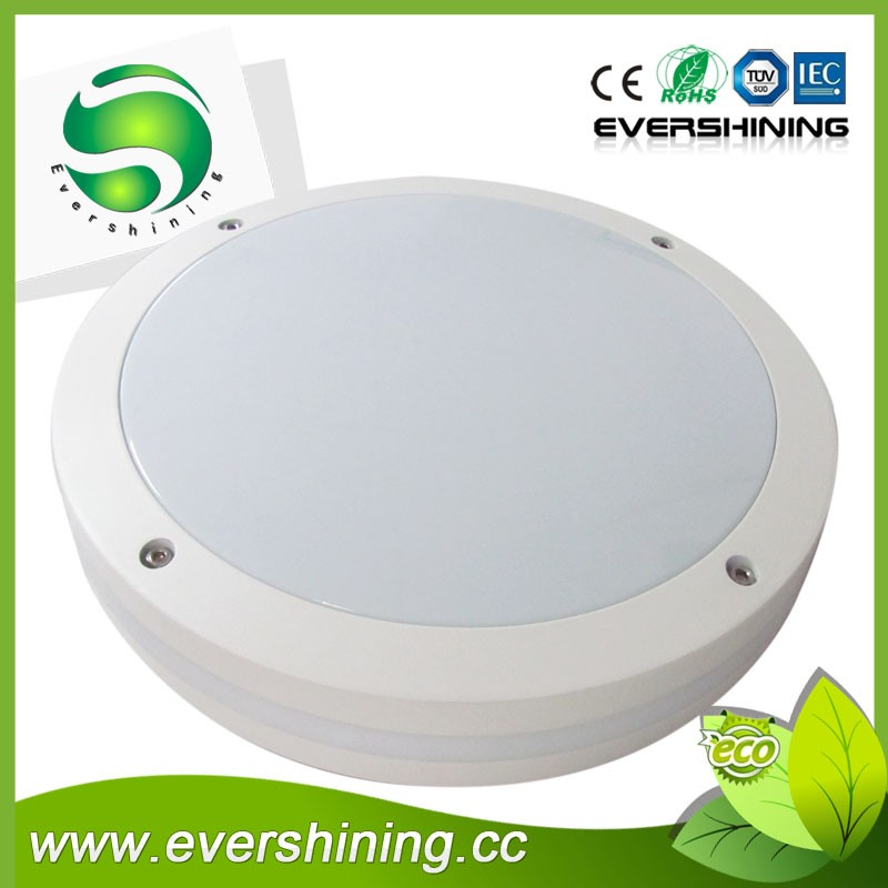 Wall Mounted Ip65 Square Battery Waterproof Shower Light