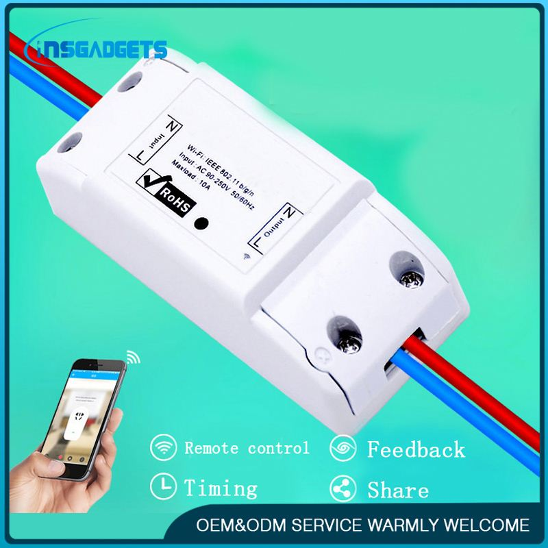 Relay contactor timer ,h0tj8 wifi wireless magnetic power plug for sale