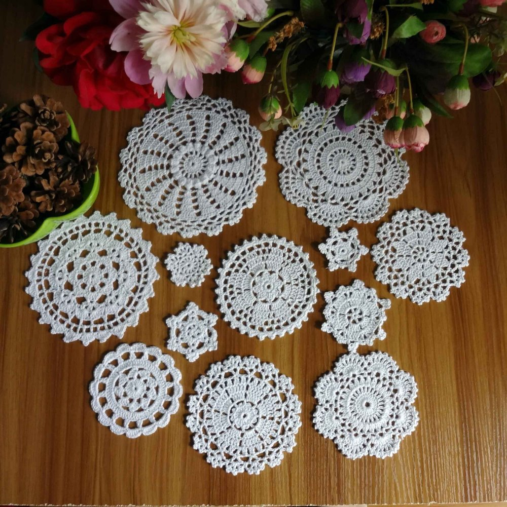 Online Buy Wholesale Crochet Doilies From China Crochet
