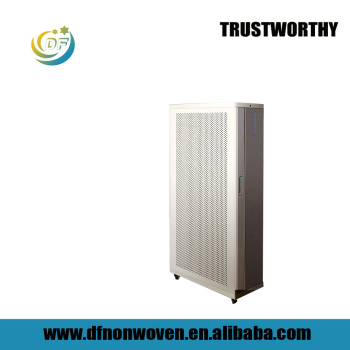 Hot sale silent removal formaldehyde haze PM2.5 office room home hepa air purifier china manufacturer