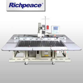 For Heavy Material Richpeace Single Head Automatic Sewing Machine