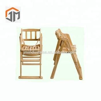 Kinderstoel Hout Inklapbaar.Restaurant Zuigelingenvoeding Antieke Veilig Pinky Hout Kinderstoel