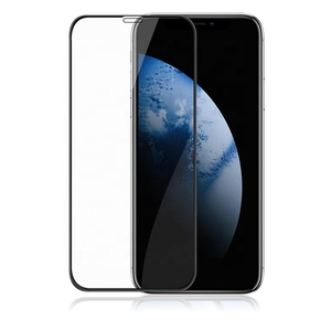 High Quality Full Coverage Phone For iPhone 11 PRO MAX/11 PRO Tempered Glass Screen Protector